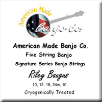 Riley Baugus Signature Strings<br>10-12-16-24w-10
